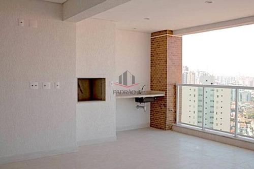 Apartamento Em Condomínio Alto Padrão Para Venda No Altos Do Tatuapé, 4 Dorm, 2 Suíte, 6 Vagas, 274 M - 1688