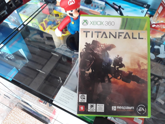 Titanfall Xbox 360 (usado)