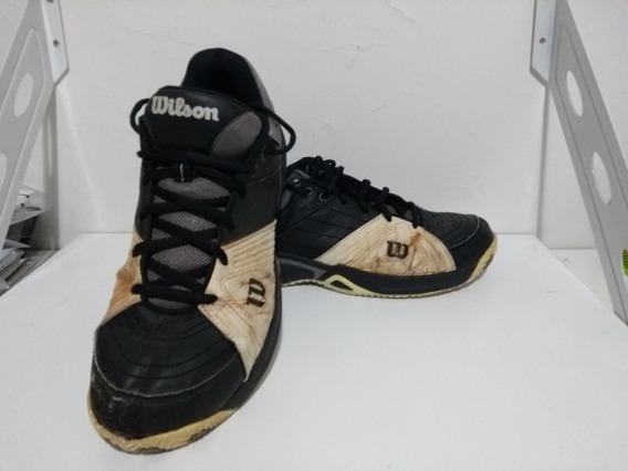 Zapatillas Wilson Talle 40, Muy Buen Estado!