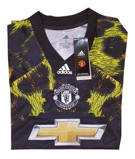 Camisa Manchester United Ea Sports 2018 / 19