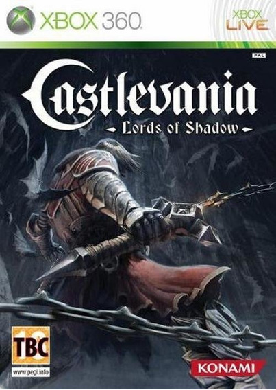 Castlevania Lord Of Shadow Xbox 360 - Midia Digital