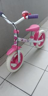Bicicleta Infantil Para Niñitas (alta Seguridad)