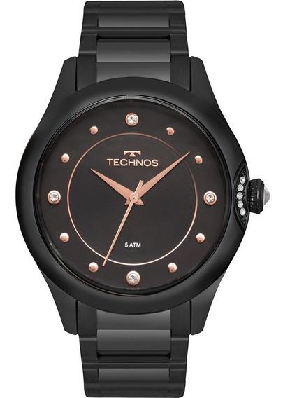 Relogio Technos Feminino Elegance 2035mpz-5p