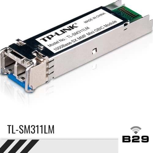 Kit 8 - Módulo Mini Gbic Multimodo Tplink Tl-sm311lm Giga