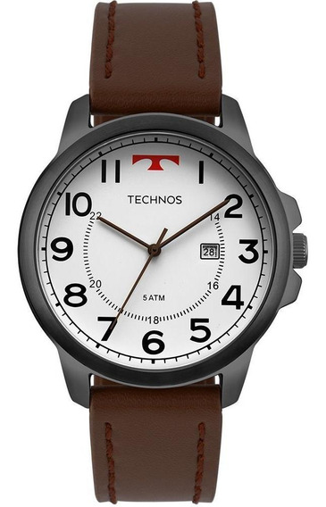 Relógio Masculino Technos Steel Grafite 2115mpb/2b