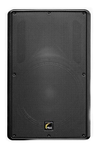 Bocina Melo DSP1535 portátil negra 115V