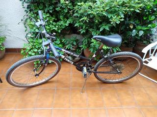 Bicicleta Zentih Con Cambios Shimano