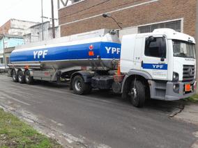 Semirremolque Apto Combustible - Alquiler -