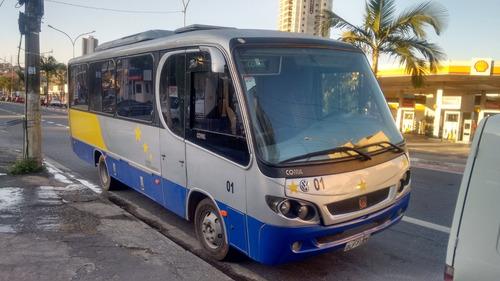 Ônibus Volks 9.150 Executivo 28 Lugares - 2004