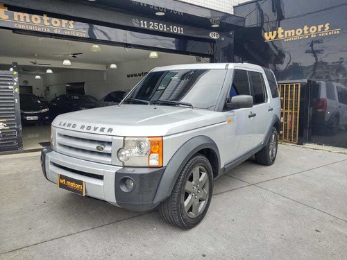 Discovery 3 2008 V6 2,7 Aut. 7 Lugares