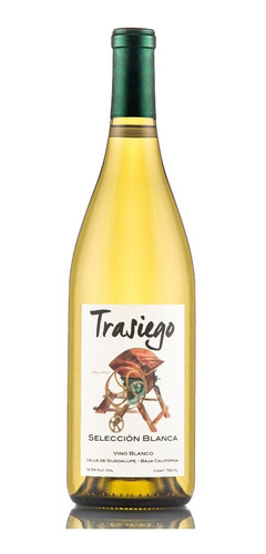 Imagen 1 de 1 de Vino Blanco Trasiego Seleccion Blanca 750ml