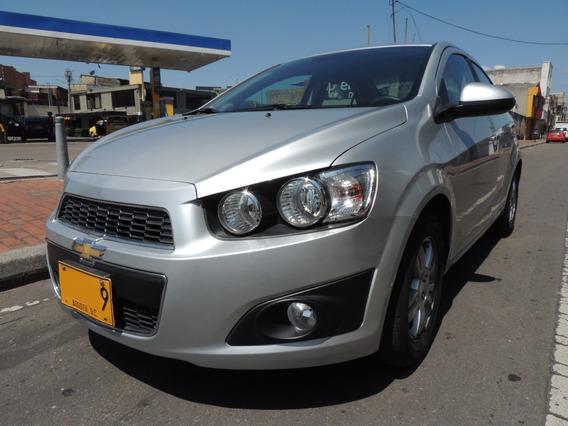 Chevrolet Sonic Ltz 1.6cc Mt Abs Aa Ct Fe