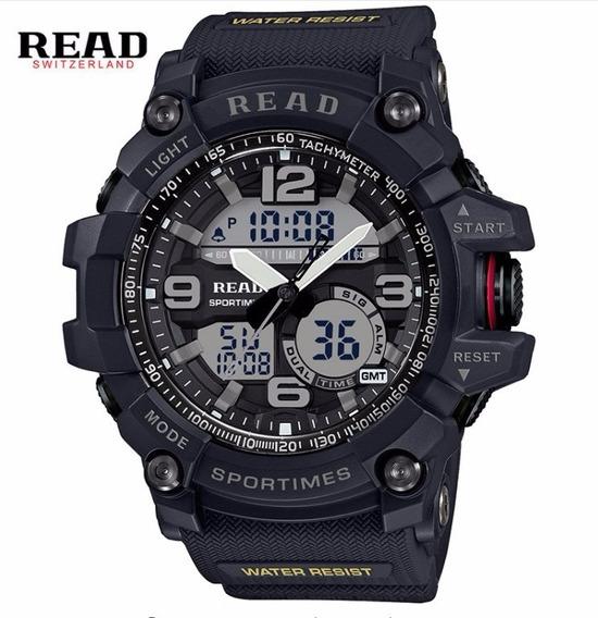 Relógio Masculino Esportivo Militar Barato Com Frete Grátis