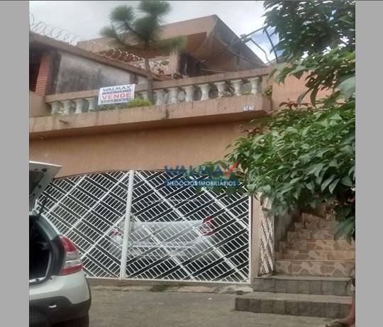 Casa - Parque Alexandre - Cotia/sp - Ca0017
