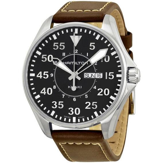 Relógio Hamilton Khaki King Pilot H64611535