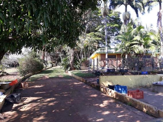 Chácara Com 3 Dormitórios À Venda, 12417 M² Por R$ 2.025.000 - Jardim Estância Brasil - Atibaia/sp - Ch0013