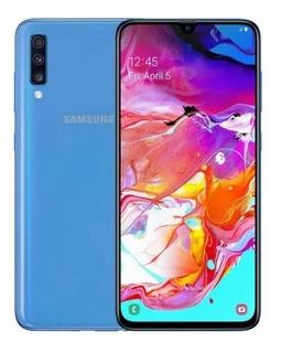 Samsung Galaxy A70 128gb Dual Sim + Micro Sd 128gb