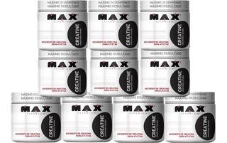 Super Combo 10x Creatina - Max Titanium - Atacado!