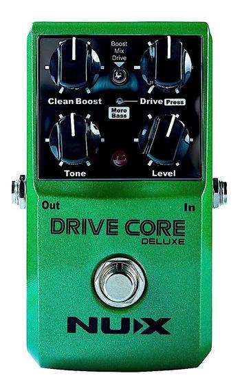 Nux Pedal De Overdrive Drive Core Deluxe