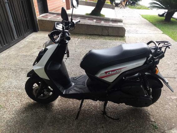 Yamaha Bws 125 At 2015