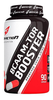 Bcaa M-tor Booster 2.4g (90 Caps) - Body Action