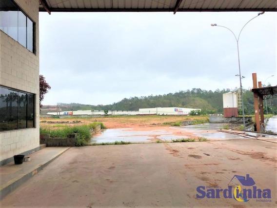 Terreno Para Venda Ou Locação - 35.000m² - Jardim Pinheiros - Embu Das Artes - Sp - Ml1293