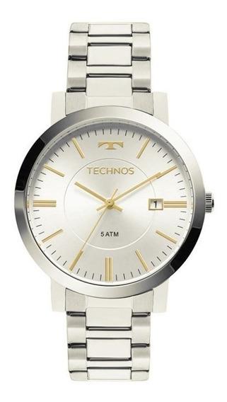 Relógio Technos Feminino Dress 2115kzy/3k