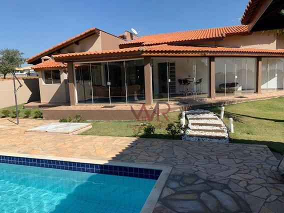 Casa Em Condomínio Fechado - Porangaba/sp - $ 640.000 - - Ca0070