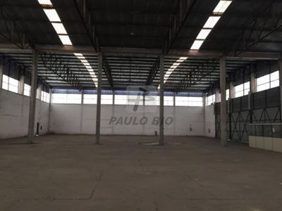 Galpao Industrial - Jardim Belval - Ref: 2804 - L-2804