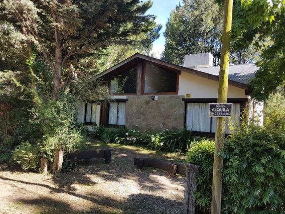 Alquiler Casa Duplex Costa Del Este 5 Pers Temporada 2020