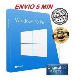 Key Serial Licença Windows 10 Pro Ativa Online Original