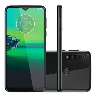 Smartphone Motorola Moto G8 Play Xt2015-2 Preto Onix - Tela