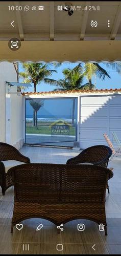 Sobrado, 4 Dorms, 4 Suites, 4 Vagas-flórida, Praia Grande - Vact917