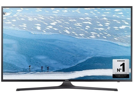 Smart Tv 4k Ultra Hd Samsung Série 6 Led 40 Un40ku6000g Leia