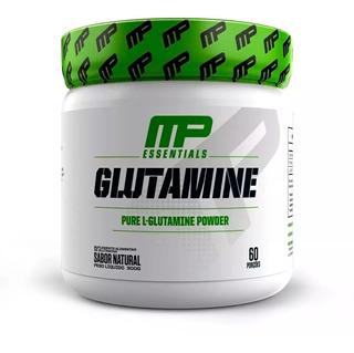 Glutamina Pura 300g Musclepharm - 60 Doses Envio Imediato!