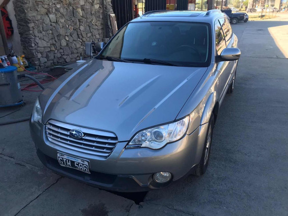 Subaru Outback 2.5 Un 4at Sawd 165cv 2007