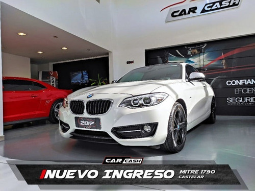 Bmw Serie 2 2.0 Sportline 184cv 2017 Car Cash