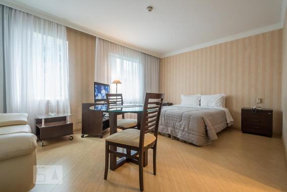 Apartamento Para Aluguel - Brooklin, 1 Quarto, 32 - 893079018