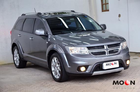 Dodge Journey Rt 3.6 Automática 2012 Cinza 7 Lugares Top