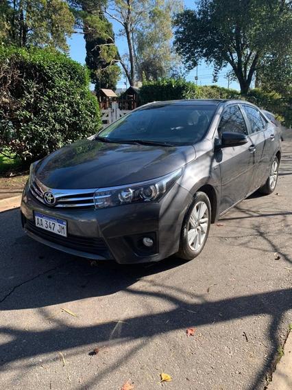 Toyota Corolla Xei Cvt - Impecable Estado