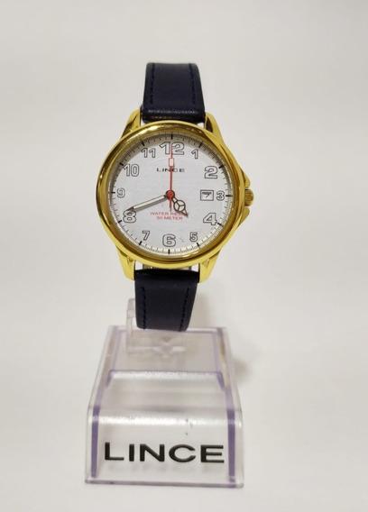 Relógio Analógico Feminino Lince Lrch104l