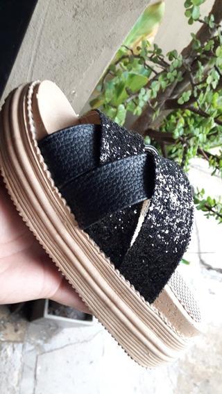 Lote De Zapatos Mujer Suecos Sandalias A Elección