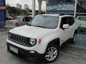 Jeep Renegade 1.8 Longitude Flex Aut. 5p 2016 Branco