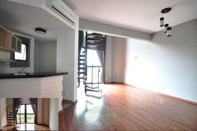 Apartamento Morumbi Duplex Venda E Locação - 6892-2
