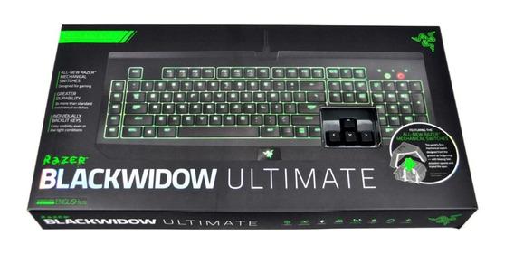 Teclado Mecânico Gamer Razer Blackwidow Ultimate Edition