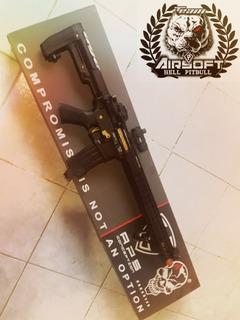 Marcadora De Airsoft M4 Aps Asr 118 Custom