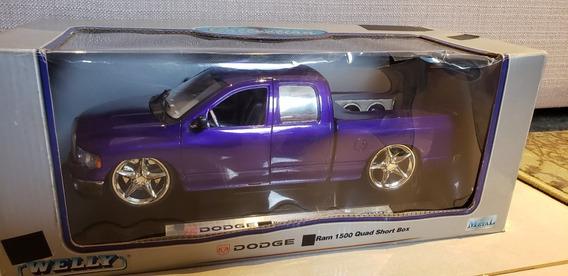 Dodge Ram Miniatura 1:18