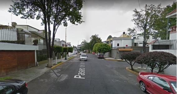 Asombrosa Casa En Col. Paseo De Taxqueña