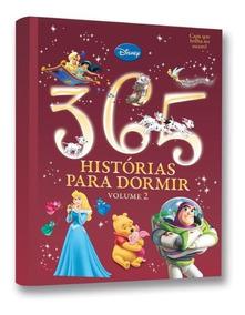 Livro 365 Histórias Para Dormir Disney - Volume 2