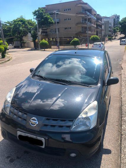 Nissan Livina 1.8 S Automática 2010 Em Ótimo Estado